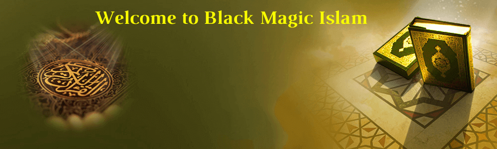 banner black magic islam